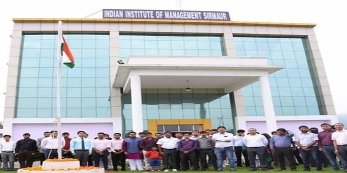 IIM Sirmaur Summer Placement Report 2017-19: Manufacturing Sector dominates Placements