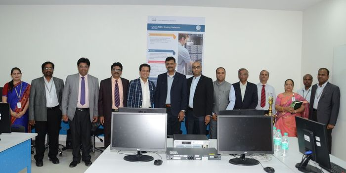 New Horizon College of Engineering accepts membership of Cisco Network Academy