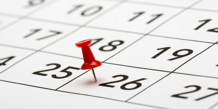 cat important dates 2018 announced check complete schedule here