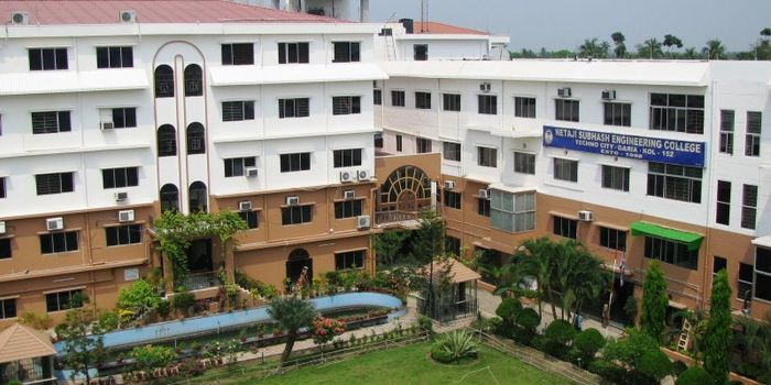 Netaji Subhash Engineering College announces admission for MBA programme of 2018