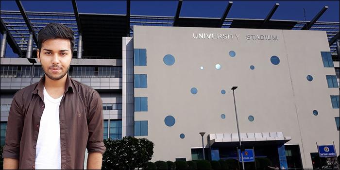 Campus Life at DU DSJ - Experience it with Dikshant Singh