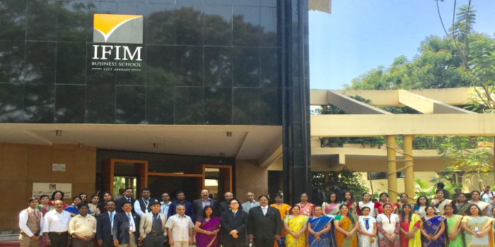 AACSB Accreditation for Bangalore's IFIM Business School