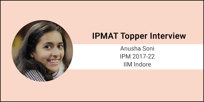 How to crack IPMAT: Don't waste time trying to answer every question, says IIM Indore IPM student Anusha Soni