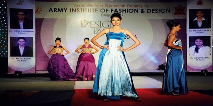 Army Institute of Fashion & Design declares WAT 2018 result