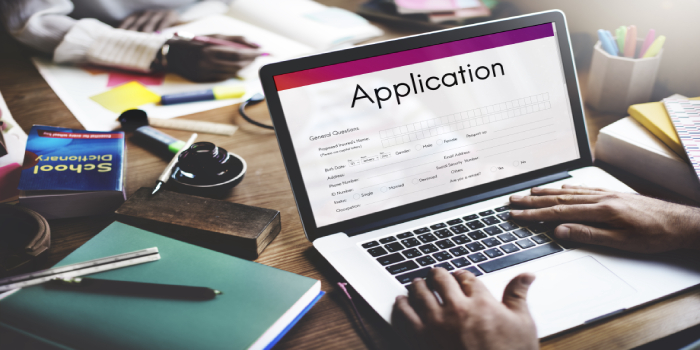 How to fill DU 2019 Application Form