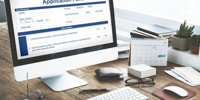 How to fill DU DSJ Application form 2018