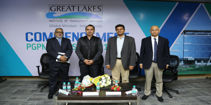 Great Lakes Gurgaon commences 7th PGPM batch