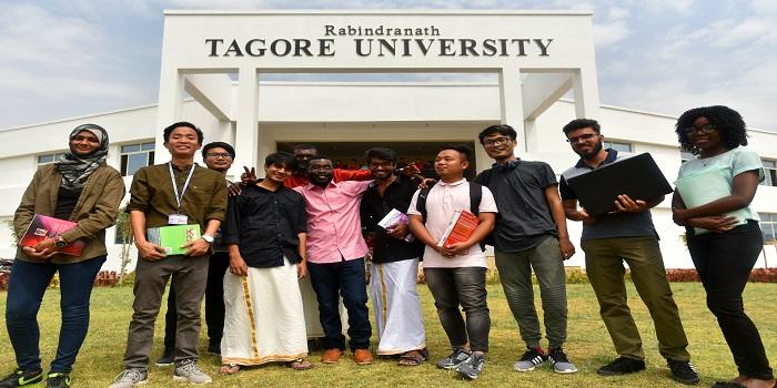 Campus Life at Rabindranath Tagore University