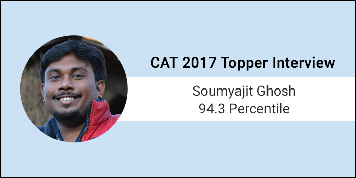 How to prepare for CAT 2018: Give sufficient mocks and analyse the output, says Soumyajit Ghosh, CAT Topper