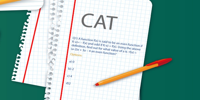 CAT Mock Test 2018