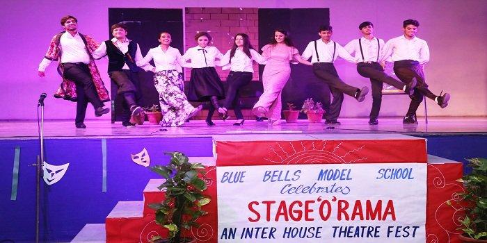 Blue Bells Model School's Theatre Fest