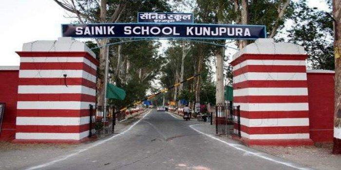 Sainik School Kunjpura Admission 2019