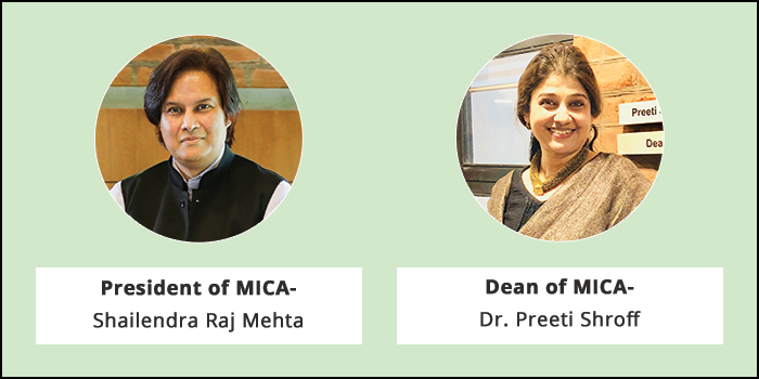 """MICA President & Dean Interview- """"We are a School of Ideas"""""""