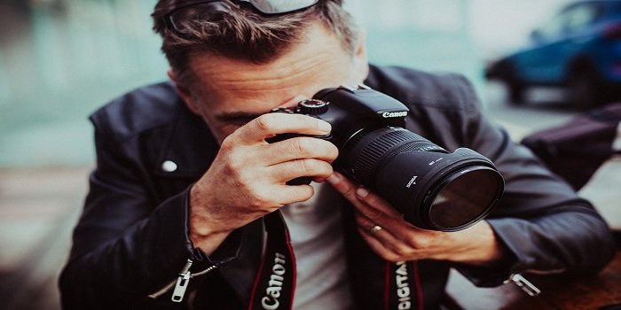 Career as a Fashion Photographer