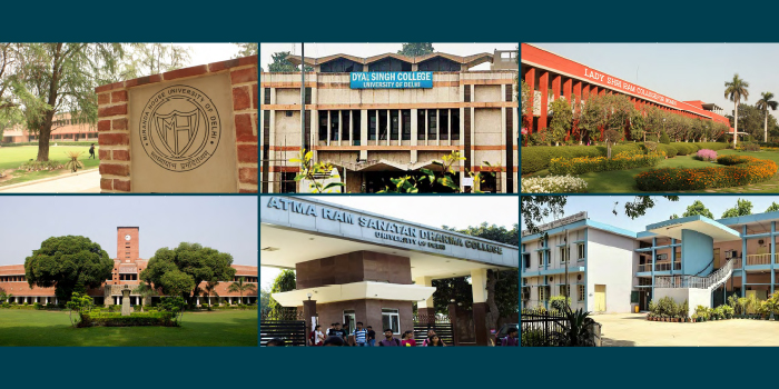 DU Colleges Ranking 2018