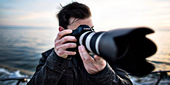 Career as a Photographer