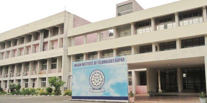 IIT Ropar Placement Report 2018
