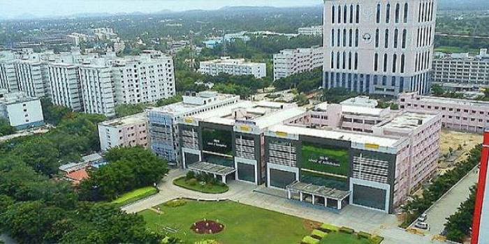 SRM University announces UG 2018 Admissions