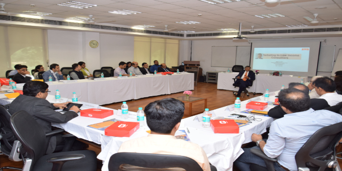 Top Business Players gather at MDI Gurgaon to measure the competence of Indian BOP Market