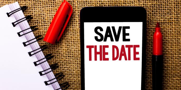 SNAP Important Dates 2018