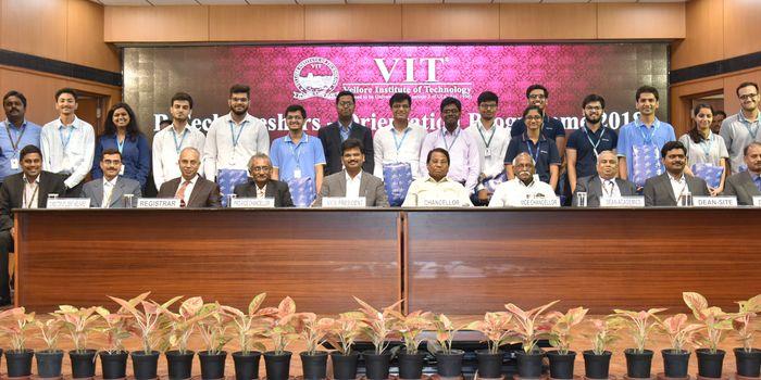 VIT Placement report 2018