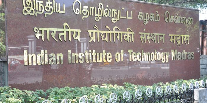 IIT Madras Placement Report 2018