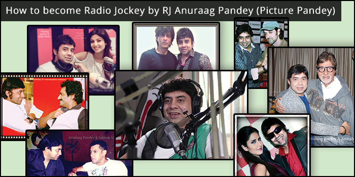 How to become Radio Jockey by RJ Anuraag Pandey (Picture Pandey)