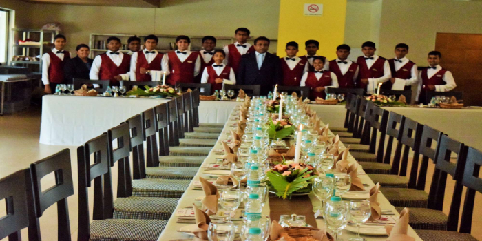 Way ahead in hospitality education sector