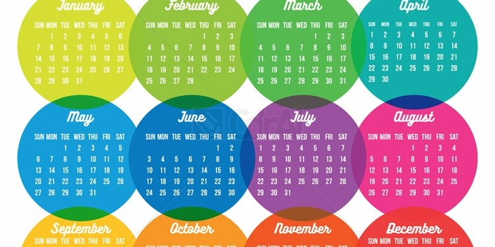 CULEE Important Dates 2019