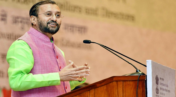 Javadekar asks institutions to be 'extra cautious' during election year; MHRD to put scanner on funding, spend