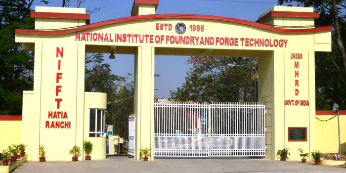 GATE Cutoff for NIFFT Ranchi