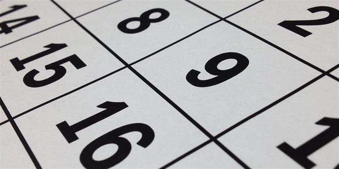 MET Important Dates 2019