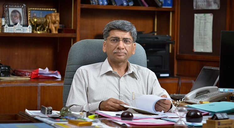 In next five years, we plan to have 5500 students and 550 faculty members, says IISc Director