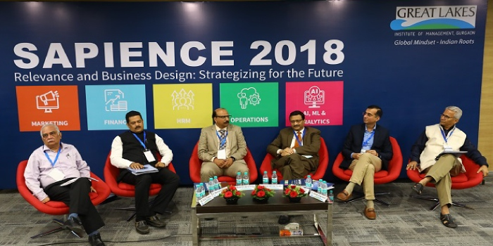 Great Lakes Institute of Management, Gurgaon hosts its Annual Management Conclave - 'SAPIENCE 2018'