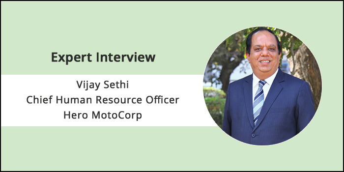 Interview with Vijay Sethi, CIO, Hero MotoCorp