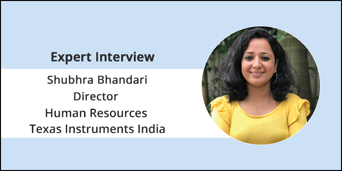 """Ultimately, Passion for Solving Customer Problem Counts"" says Shubhra Bhandari, Director, Human Resources at Texas Instruments India"