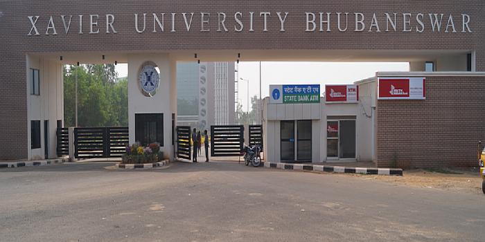Xavier University, Bhubaneswar MBA admissions 2019-21