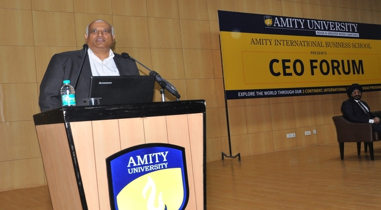 The day you stop learning, you become irrelevant, say experts at Amity Business Summit