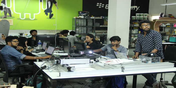 Entrepreneurship: Students start-ups on the rise