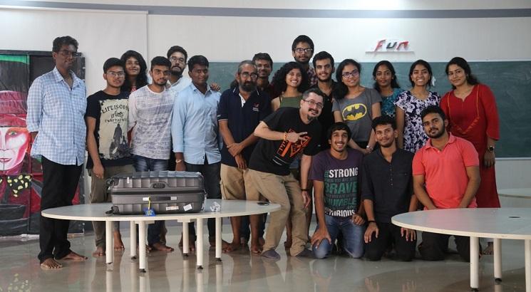 MEC College of Engineering organizes Design Thinking workshop