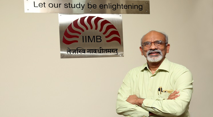 No long term impact on the brand IIM as their numbers increase, says IIM Bangalore Director, G Raghuram