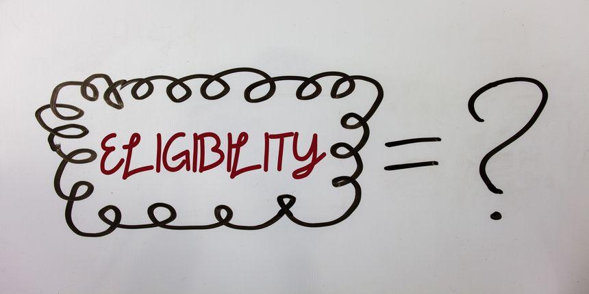 GUJCET Eligibility Criteria 2019
