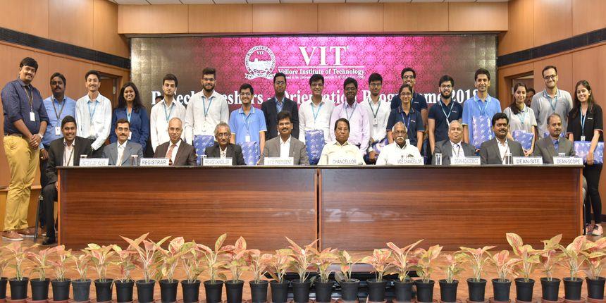 VIT University Placements