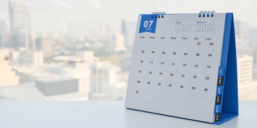 AMU BA LLB Important Dates 2019