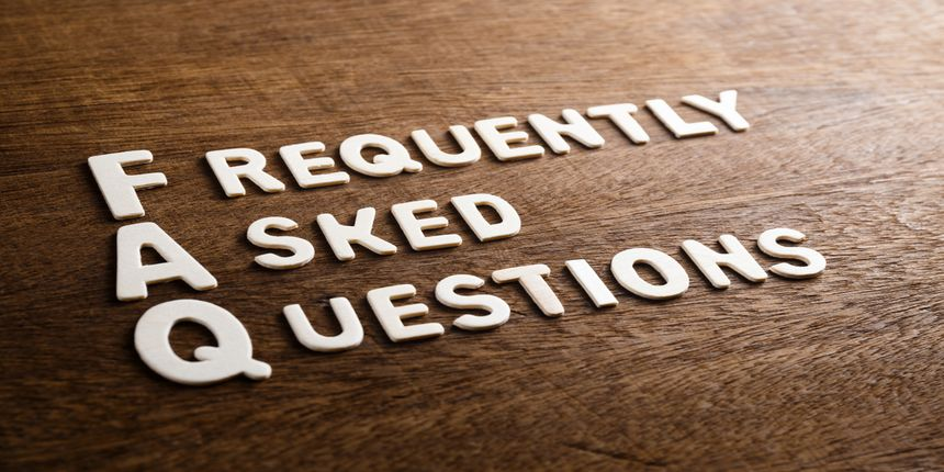 CAT Frequently Asked Questions (FAQs) 2019 - Check here