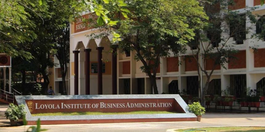 LIBA Chennai PGDM admissions 2019