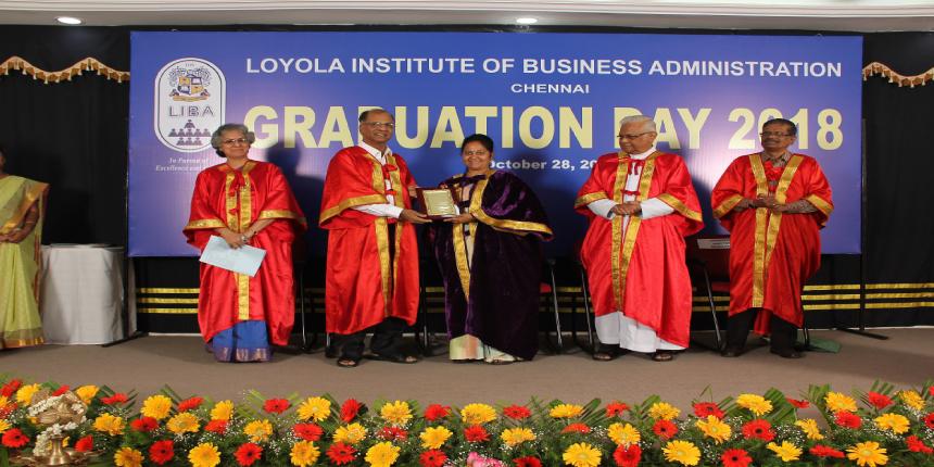 LIBA Chennai Holds Graduation Day 2018