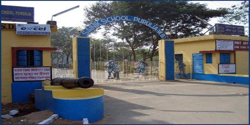 Sainik School Purulia Admissions 2019