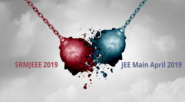 SRMJEEE 2019 Exam Dates to clash with JEE Main 2019 April Attempt?