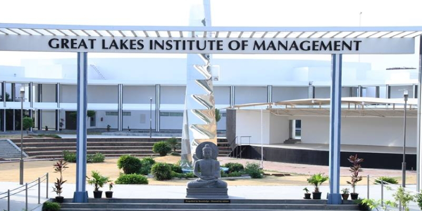 Great Lakes Institute of Management PGDM/PGPM admissions 2019